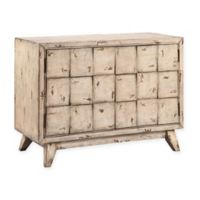 Stein World Delaunay Accent Cabinet in Aged-Cream