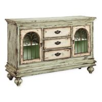 Stein World Granby Accent Cabinet in Mint