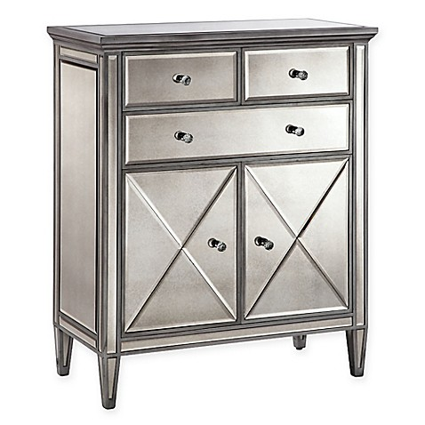 stein world dana accent cabinet in silver is not available for sale