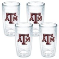 Tervis® Texas A & M University 16-Ounce Tumblers (Set of 4)