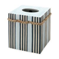 India Ink™ Seaside Serenity Boutique Tissue Box Cover