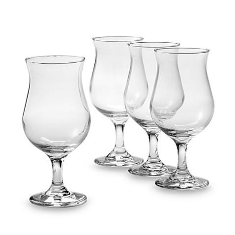 Libbey 174 Fundamentals 174 13 Ounce Poco Grande Glasses Set Of