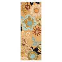 Safavieh Four Seasons Wonderland 2 Foot X 6 Area Rug In Taupe