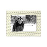 Reed & Barton Hazelnut Hollow Leaves 4-Inch x 6-Inch Picture Frame