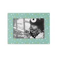 Reed & Barton Hazelnut Hollow Stars 4-Inch x 6-Inch Picture Frame