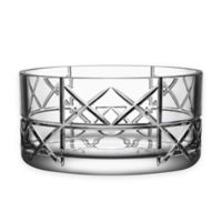 Orrefors Explicit Checks 8.78-Inch Bowl