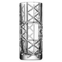 Orrefors Explicit Checks 9.8-Inch Vase