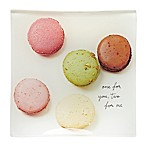kate spade new york Snap Happy™ Macaroons Square Tray