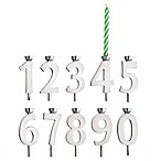 Reed & Barton Let's Celebrate Number Candle Holder Set