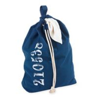 Wenko Sailor Laundry Bag in Blue