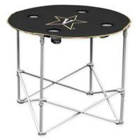 Vanderbilt University Round Collapsible Table