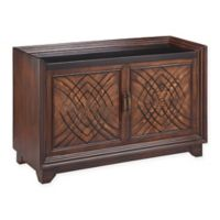 Stein World Barrington Cabinet in Walnut