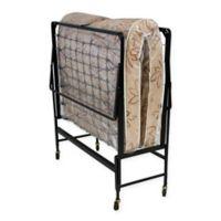 Serta® Twin Rollaway Folding Bed with Medium Firm Mattress