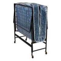 Serta® Twin Rollaway Folding Bed with Innerspring Mattress