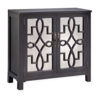Stein World Laden Accent Cabinet in Ebony