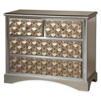 Savona Accent Chest in Champagne