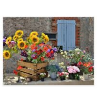 Country Market All-Weather Outdoor Canvas Wall Art