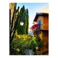The Villa Photographic All Weather Outdoor Canvas Wall Art