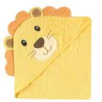 Baby Vision® Luvable Friends® Lion Embroidery Hooded Towel