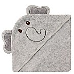 Baby Vision® Luvable Friends® Elephant Embroidery Hooded Towel