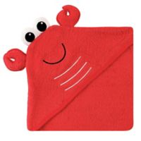 Baby Vision® Luvable Friends® Lobster Embroidery Hooded Towel