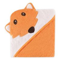 BabyVision® Luvable Friends® Fox Hooded Towel in Orange