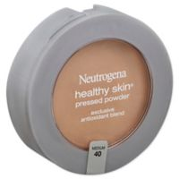 Neutrogena® Healthy Skin® .34 oz. Pressed Powder SPF 20 in Medium 40