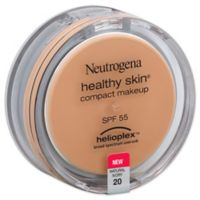 Neutrogena Healthy Skin® .35 oz. Compact Makeup Broad Spectrum SPF 55 in Natural Ivory 20