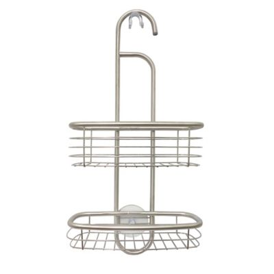 Buy Stainless Shower Caddy from Bed Bath & Beyond