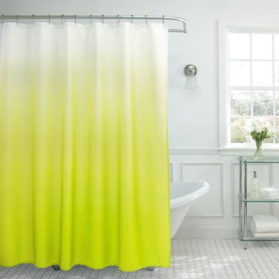 Buy Lime Shower Curtain from Bed Bath & Beyond