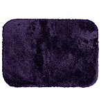 Wamsutta® Duet 17-Inch x 24-Inch Bath Rug in Grape