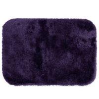 Wamsutta® Duet 17-Inch x 24-Inch Bath Rug in Grape