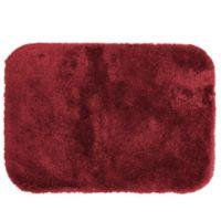 Wamsutta® Duet 24-Inch x 40-Inch Bath Rug in Wine