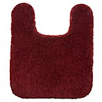 Wamsutta® Duet Contour Bath Rug in Wine