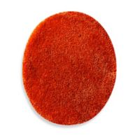 Wamsutta® Duet Elongated Toilet Lid Cover in Paprika