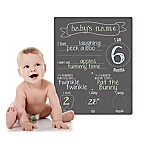 Pearhead Photo Background Chalkboard