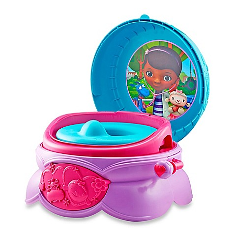 The First Years Disney Junior Doc Mcstuffins 3 In 1 Potty System