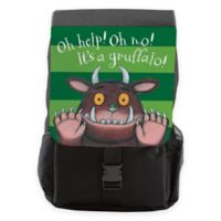 """The Gruffalo """"Oh No"""" Backpack in Black"""