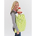 Bella Bundles™ Infant 4-in-1 Blanket on the Go in Lime Chevron