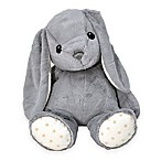 cloud b® Dreamy Hugginz Large Bunny Plush in Grey