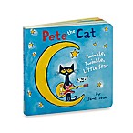 """Pete the Cat: Twinkle, Twinkle, Little Star"" Board Book by James Dean"