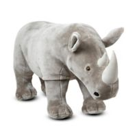 Melissa and Doug® Rhinoceros Plush