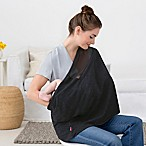 SKIP*HOP® Grab and Go Nursing Scarf in Black