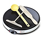 Euro Cuisine® Electric Crepe Maker