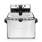 Cuisinart® 4 qt. Deep Fryer in Silver