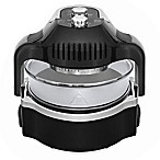 Cooklight™ AeroFryer 7.5 qt. Convection Cooker in Black