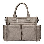 Honest Everything Diaper Bag Tote in Slate Grey