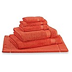 Wamsutta® Hygro® Duet Washcloth in Paprika
