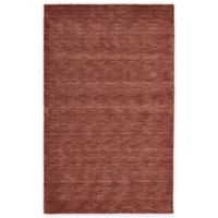 Feizy Roma 8-Foot x 11-Foot Area Rug in Rust