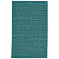 Feizy Roma 8-Foot x 11-Foot Area Rug in Teal